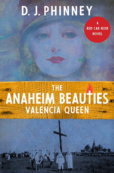 The Anaheim Beauties Valencia Queen by Dennis Phinney